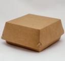 Крафт-коробка для бургера