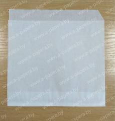 Пакет 175х175 белый для блинов