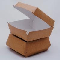 Коробка для бургера XL 110*110*100 мм