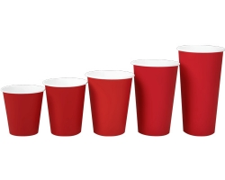 Бумажный стакан 250 мл «RED»